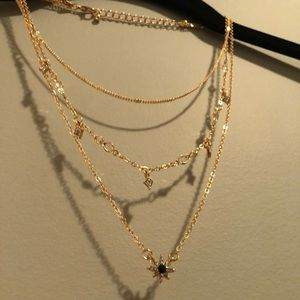 Tiered Necklace Set